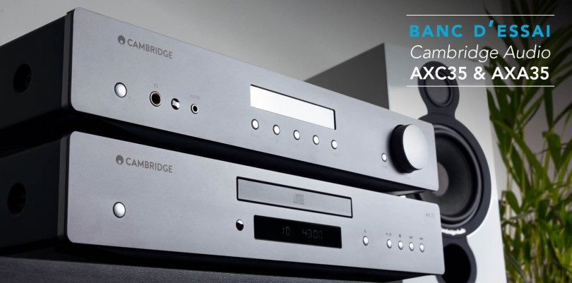 Cambridge Audio AX C35 AX A35