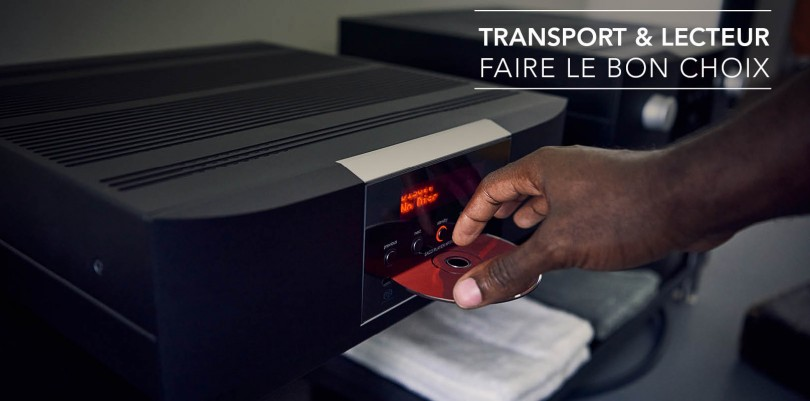 Transport & lecteur CD