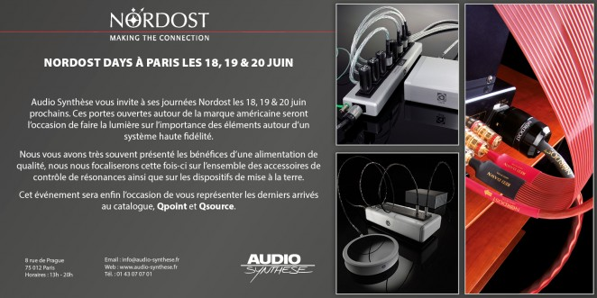 audio synthese nordost days
